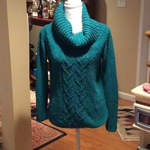 Tommy Bahama cowl neck sweater